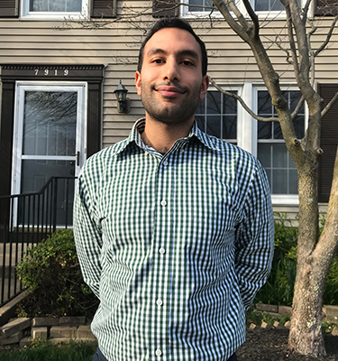 Arash Touhidi, a senior in electrical engineering, gave his entire paycheck to a friend who was struggling financially.