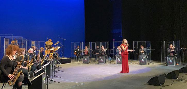 Jazz4Justice performance