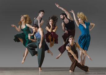 Parsons Dance Performs on April 20
