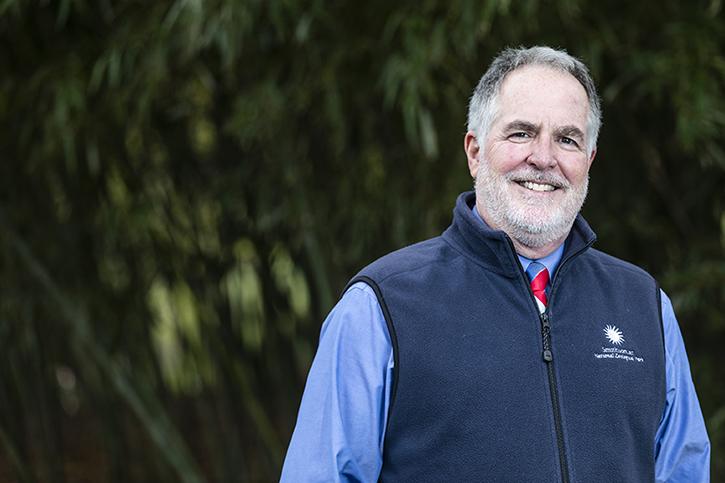 Steven Monfort, Smithsonian, George Mason alumnus